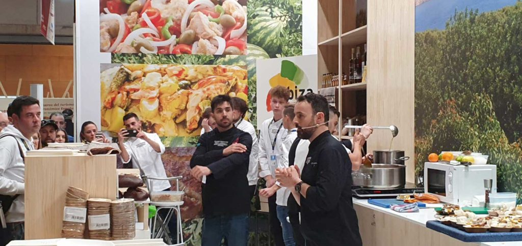 """""""Sant Antoni para comérselo"""" en Madrid Fusión 2020"""