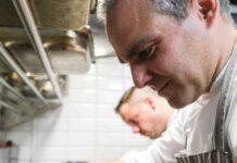 El chef Pau Barba. Foto: Sergio G. Cañizares